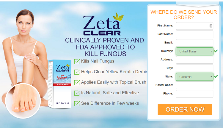 Get Your Temporally Discount from Zetaclear Official Website