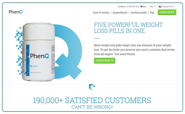 PhenQ Official Website