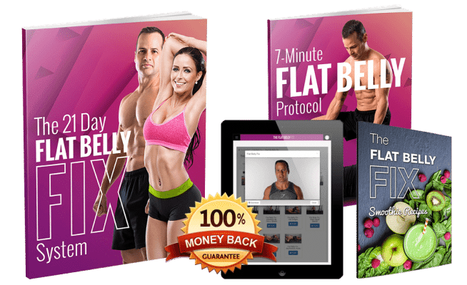 The Flat Belly Fix Weight Loss Program Review