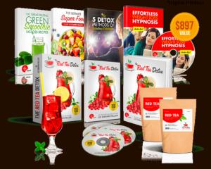 The Red Tea Detox Diet System & Bonus